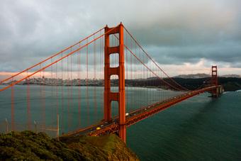 Golden Gate Bridge by Day