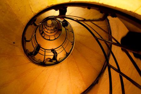 Arc de Triomphe Staircase