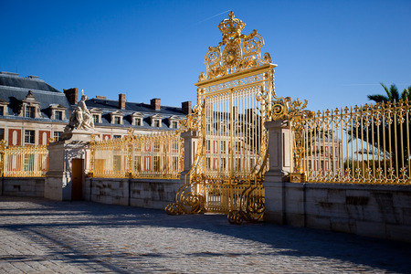 Versaille's Golden Gate