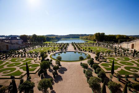 Versaille Garden