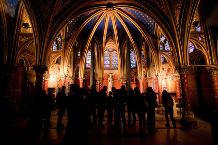 Sainte-Chapelle, Lower Chapel